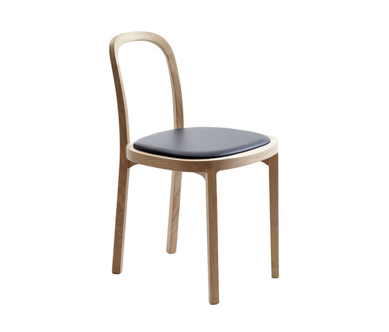 Siro+ | Chair | oak | upholstered von Woodnotes | Stühle