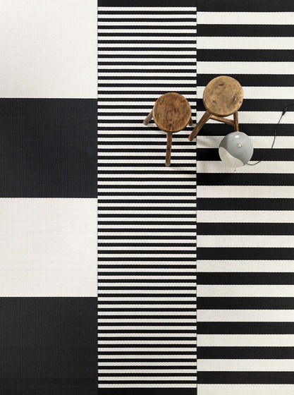 Squareplay paper yarn carpet by Woodnotes | Rugs