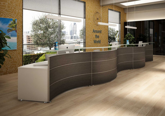 Reception by Bralco | Counters