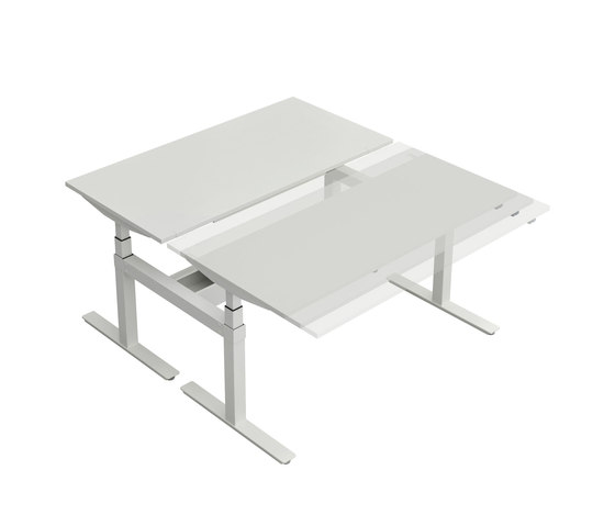 Winglet Operative by Bralco | Desking systems
