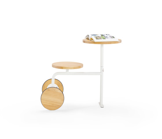 Valet natural by Les Basic | Side tables