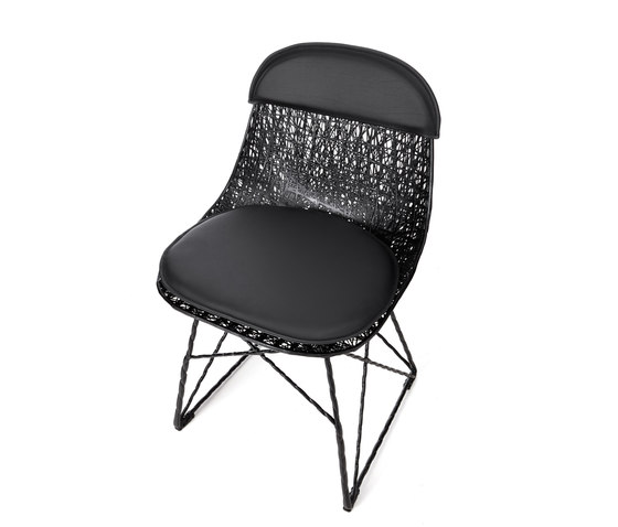 Carbon Pad & Cap by moooi | Chairs