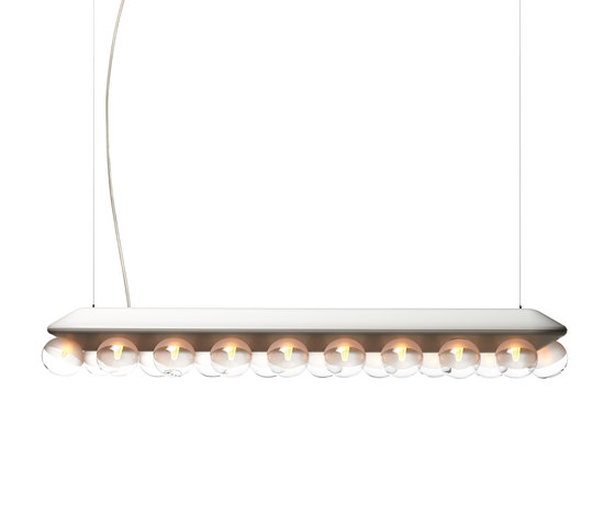 Prop Light Single by moooi | Suspended lights