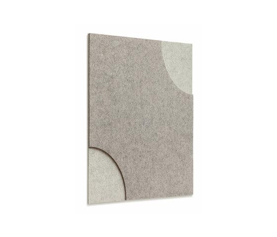 Mural design   Relief-Set 2 de HEY-SIGN   Cuadros de pared fonoabsorbentes