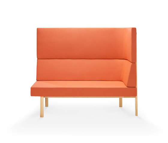 Homework chaise (right), highback (right) de Les Basic | Canapés
