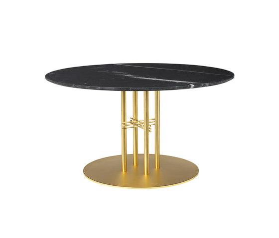 TS Column Lounge Table Ø110 di GUBI | Tavolini bassi