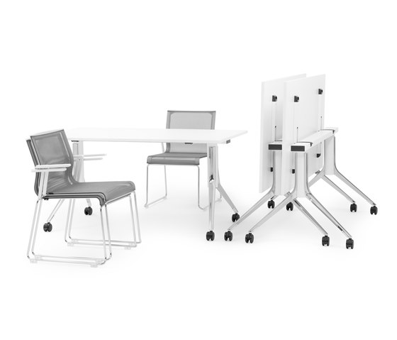 NoTable Folding by ICF | Multipurpose tables