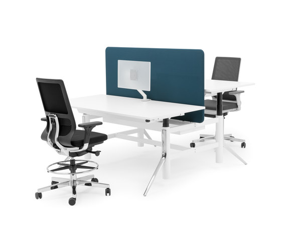 NoTable Operational desk by ICF | Desking systems