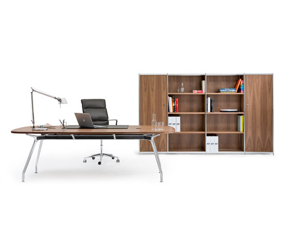 Unitable Manager by ICF | Individual desks
