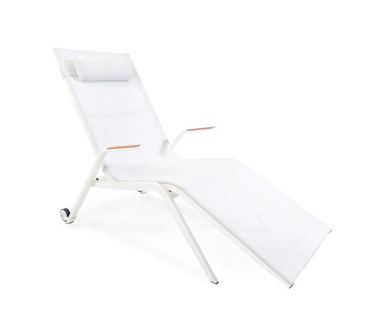 Atlantic relax sunbed by Fischer Möbel | Sun loungers