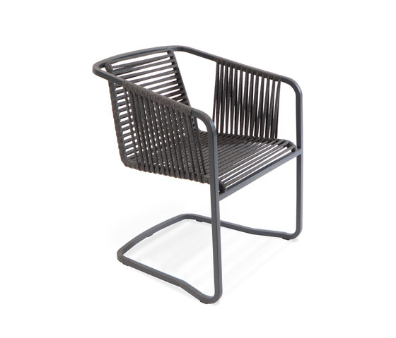 Suite cantilever chair di Fischer Möbel | Sedie da giardino
