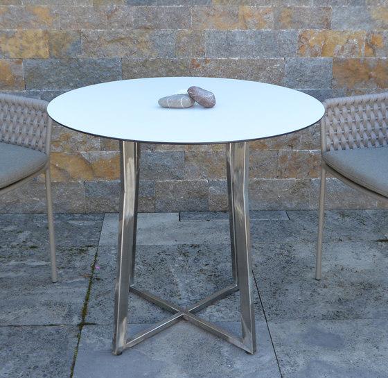 Suite Bistro table by Fischer Möbel | Bistro tables