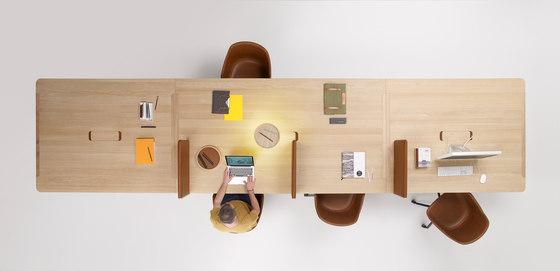 Heldu Working Tables by Alki | Desks