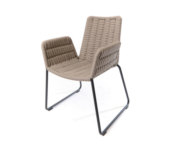 Wing armchair by Fischer Möbel | Chairs