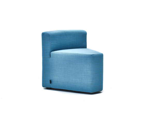 In & Out | Poltroncina by Varaschin | Modular seating elements