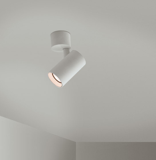 Anvil Spot CR single by B.LUX | Ceiling lights