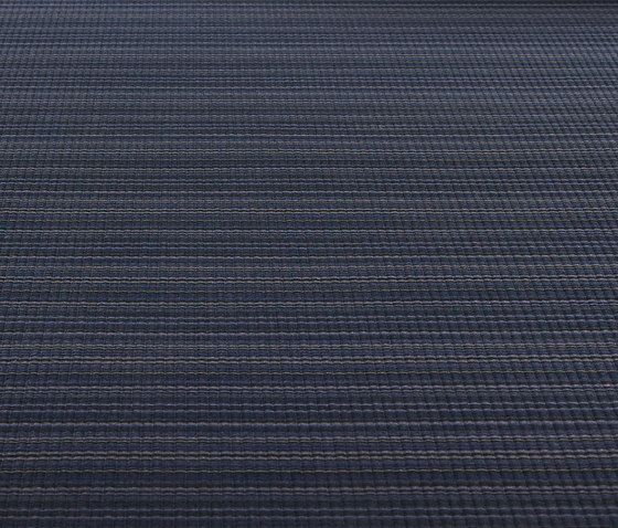 Midsummer paper yarn carpet | blue-black by Woodnotes | Rugs / Designer rugs
