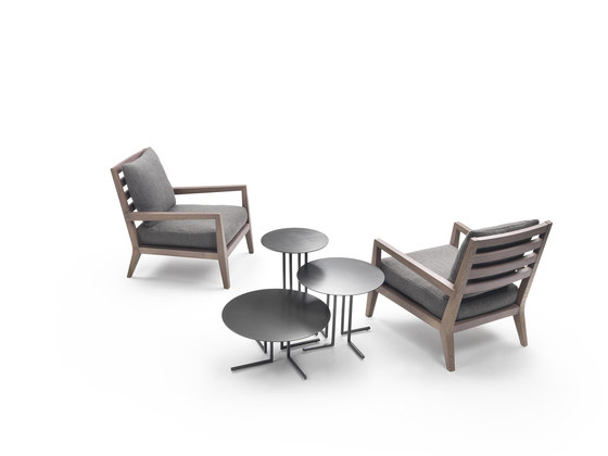 Amelie by Giulio Marelli | Lounge chairs