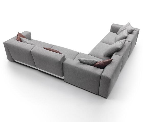 Andrew by Giulio Marelli | Lounge sofas