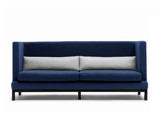 Arthur Large Sofa - Low Back by Boss Design   Sofas
