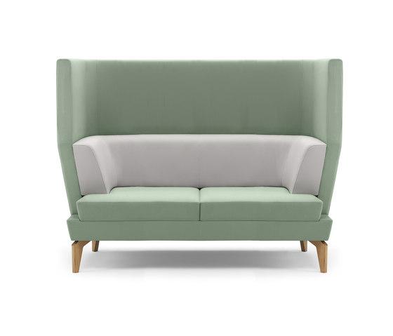 Entente High Back de Boss Design | Sofás lounge