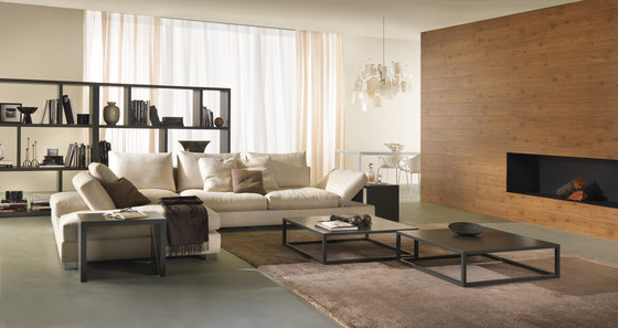 Mood Corner Composition by Marelli | Lounge sofas