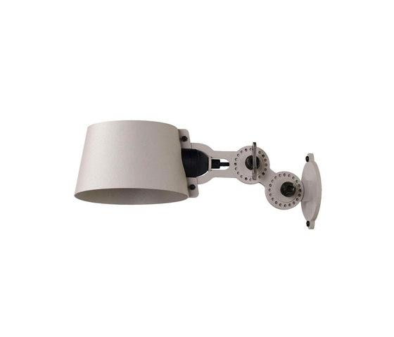 BOLT wall lamp mini | side fit - ash - grey von Tonone | Wandleuchten