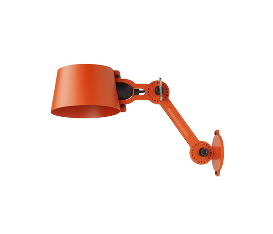 BOLT wall lamp small | side fit - striking - orange von Tonone | Wandleuchten