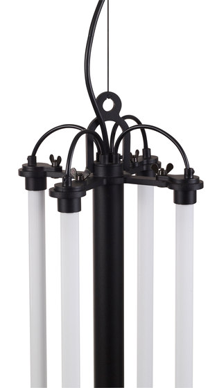 Mr. TUBES   vertical by Tonone   Suspended lights