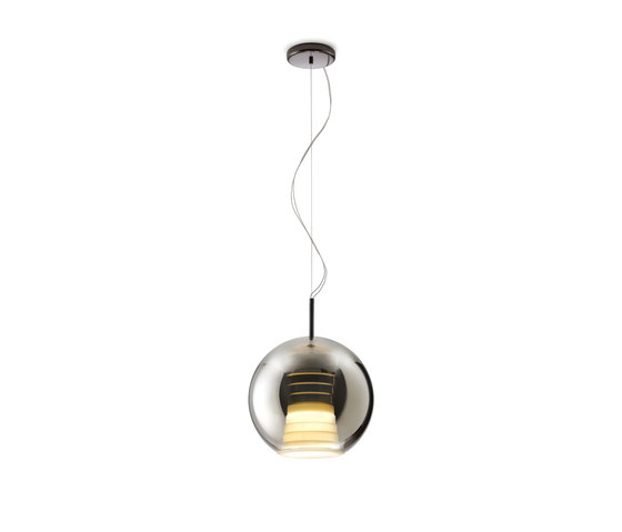 Beluga Royal D57 A53 34 by Fabbian | Suspended lights