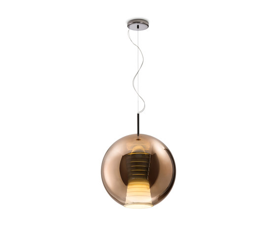 Beluga Royal D57 A55 41 by Fabbian | General lighting