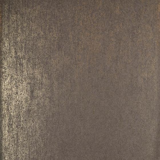 Lotus burnished metal LOA4972 de Omexco | Tejidos decorativos