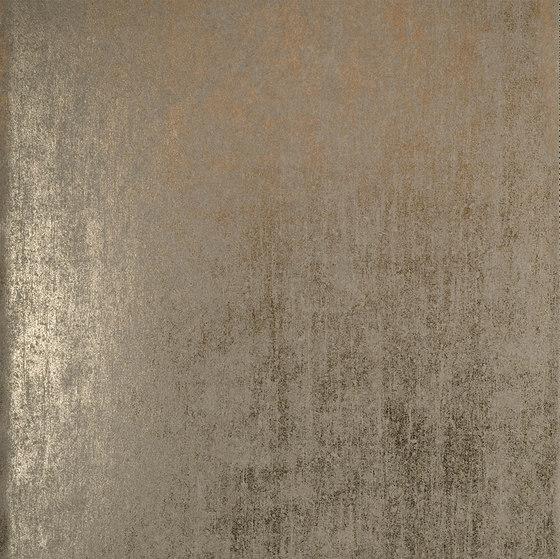 Lotus burnished metal LOA4975 di Omexco   Tessuti decorative