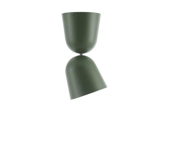 Convex spotlight de ZERO | Lámparas de techo