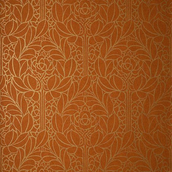 Lotus floral I LOA1902 von Omexco | Dekorstoffe