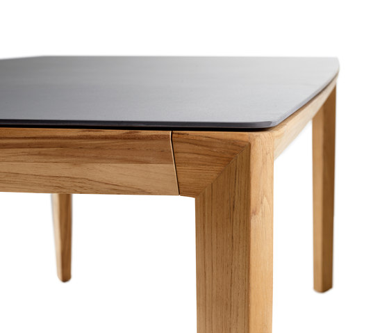 Lodge Dining Table, Ceramic by solpuri | Dining tables