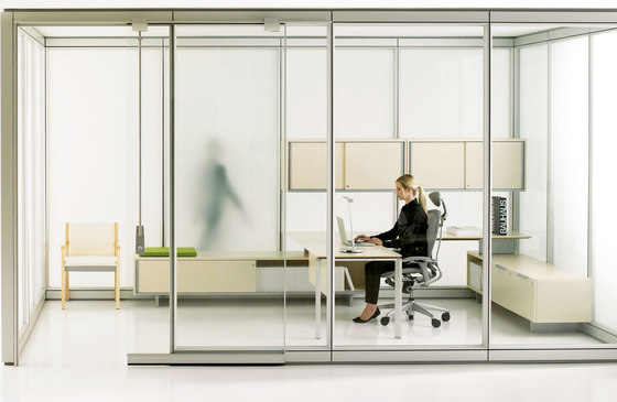 Altos by Teknion | Sound absorbing architectural systems