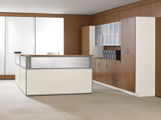 Modular Cabinets by Teknion   Cabinets