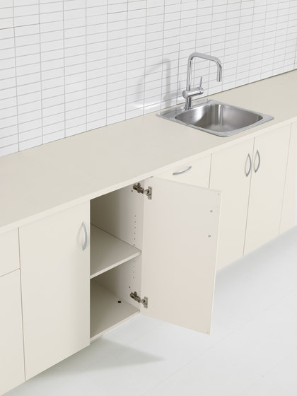 Modular Cabinets by Teknion | Fitted kitchens