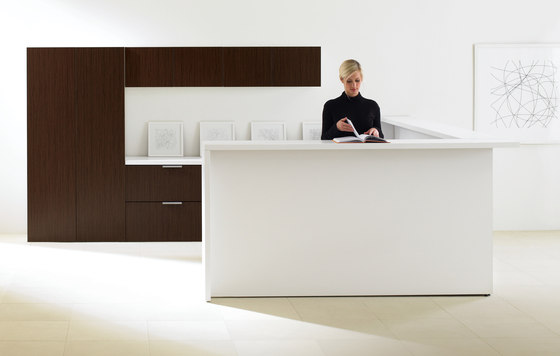 Expansion Casegoods by Teknion | Sideboards