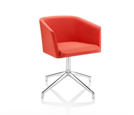 Toto von Boss Design | Besucherstühle