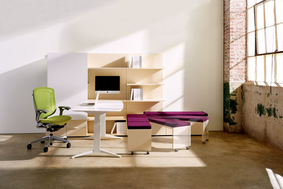 Journal by Teknion   Contract tables