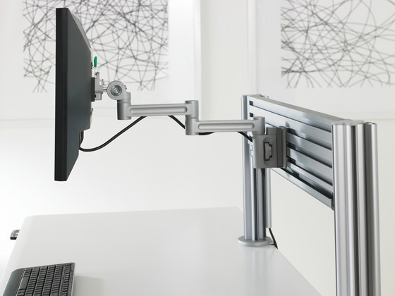 MAST by Teknion | Table equipment