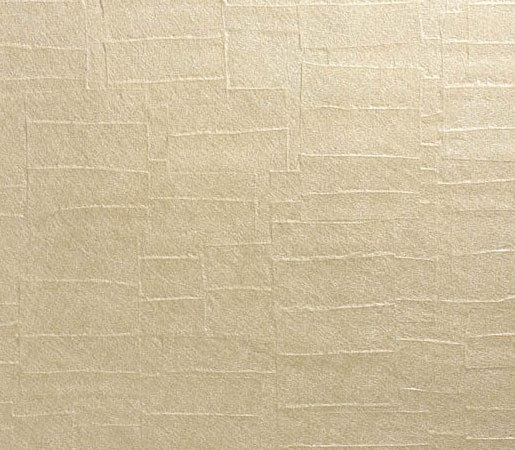 Hannah | Wheat by Luxe Surfaces | Wall coverings / wallpapers