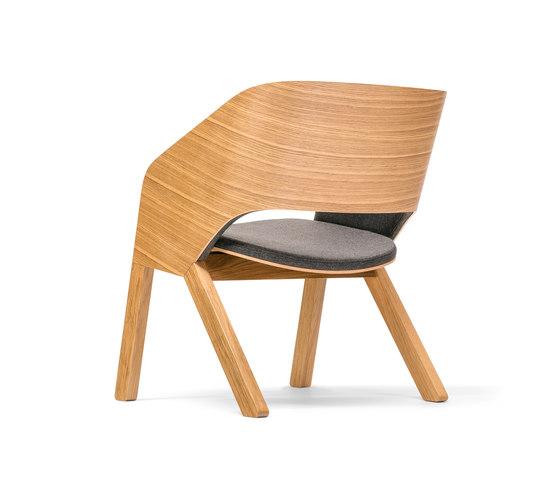 Merano Lounge Armchair de TON | Sillones lounge