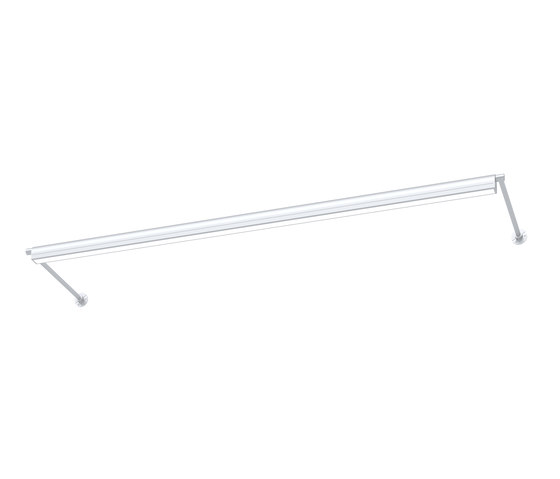 L163-L162 | matte clear anodized by MP Lighting | Wall lights