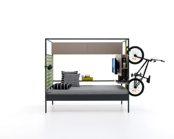 Nook | 22 by JJP Muebles | Single beds