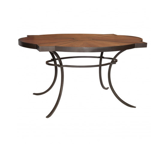 Veracruz Oval Dining Table by Fisher Weisman | Dining tables