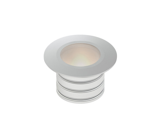 L310-L01 | matte clear anodized by MP Lighting | Recessed wall lights