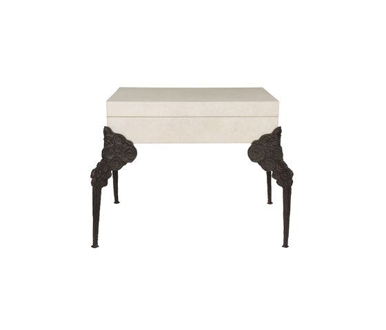 Cloud Box Tea Table by Fisher Weisman | Side tables